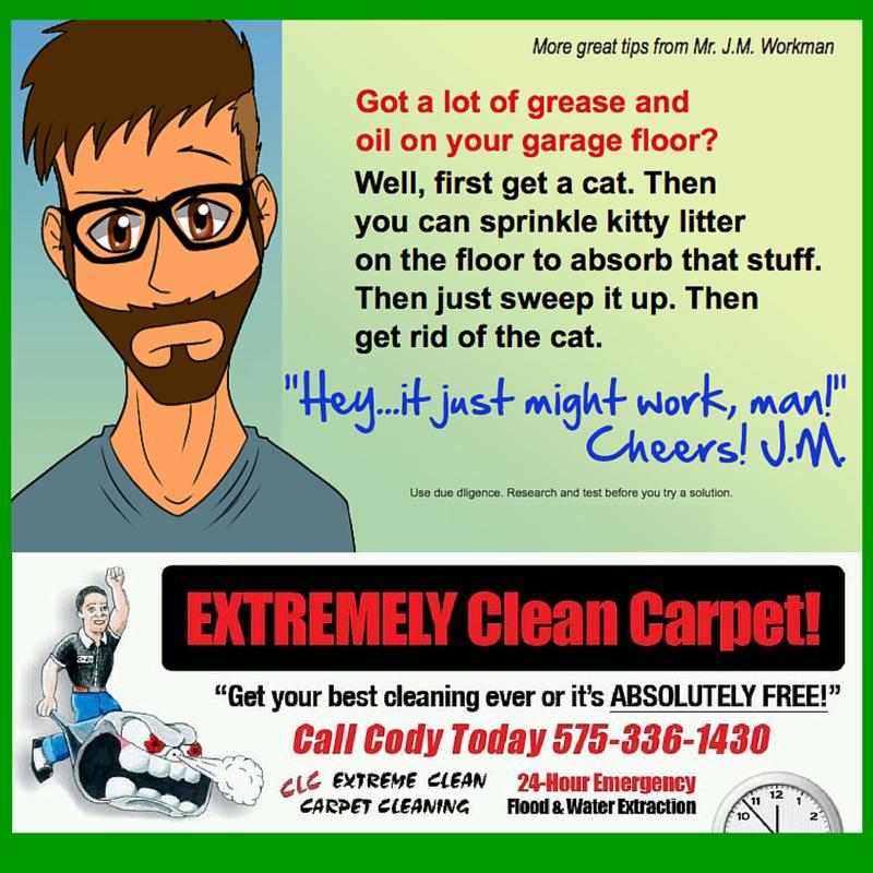 Ruidoso n.m. carpet care